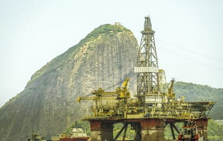 Petrobras discovers excellent quality oil in Buzios and Albacora fields offshore Brazil