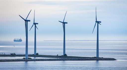 Denmark plans the construction of two big energy islands to meet 2030 climate target