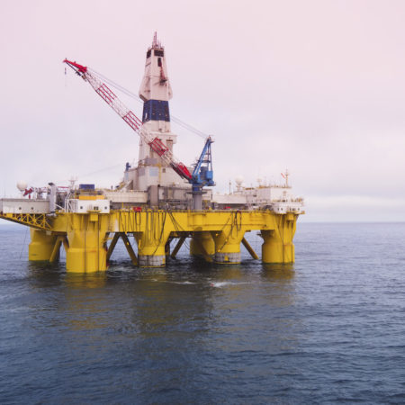 Eni's new gas discovery in Mediterranean Sea offshore Egypt