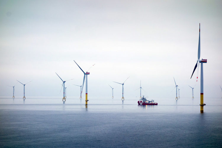 BP invests in offshore wind