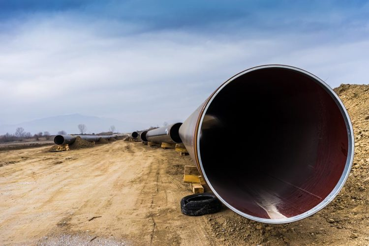 Trans Adriatic Pipeline TAP construction is complete