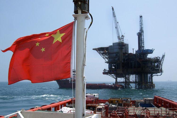 China drills deep in disputed South China Sea