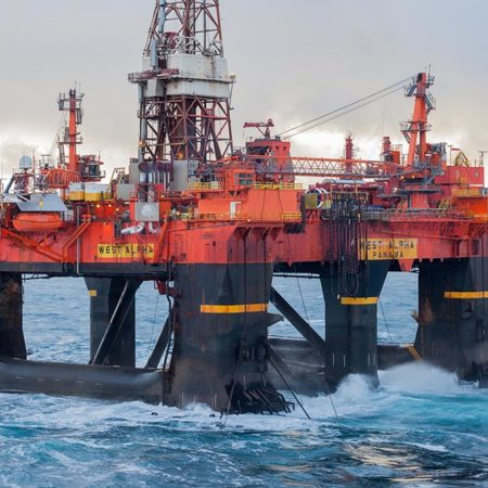 UK, more oil&gas wells are to be drilled in the North Sea