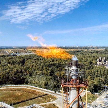 Oil refinery fire in Iran capital under control