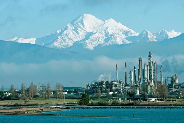 Shell has sold the Washington refinery
