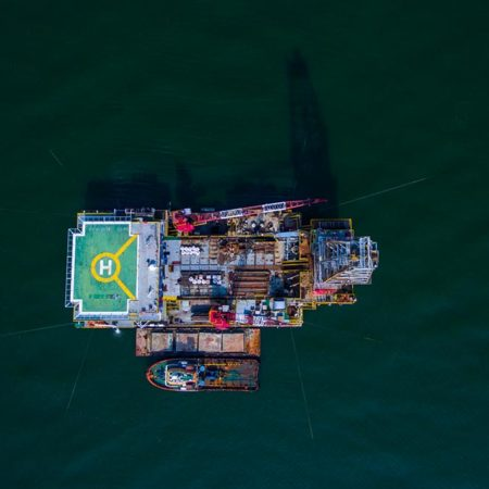 ENI has started digging offshore well in Bahrein